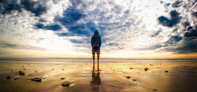 Boy on beach - Healthy Hildegard