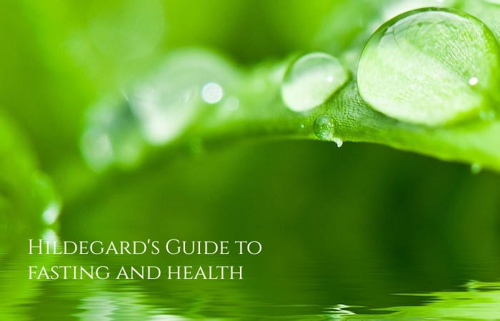 Cleanse Fasting and health foods