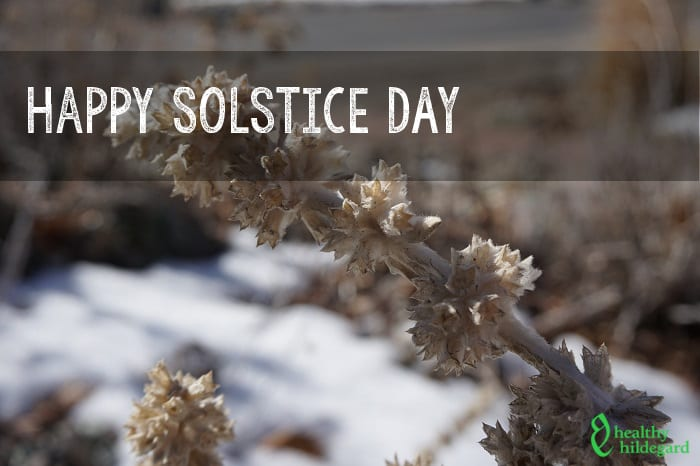 Happy Solstice Day