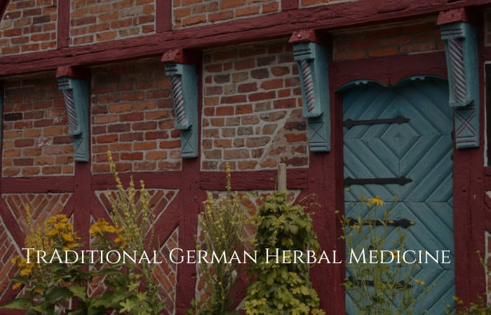 Traditional German Medicine