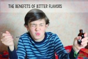 bitter tasting foods