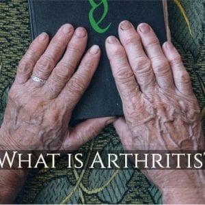 What is Arthritis vs Osteoarthritis?