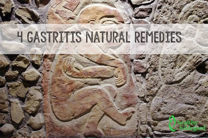 Gastritis Natural Remedies