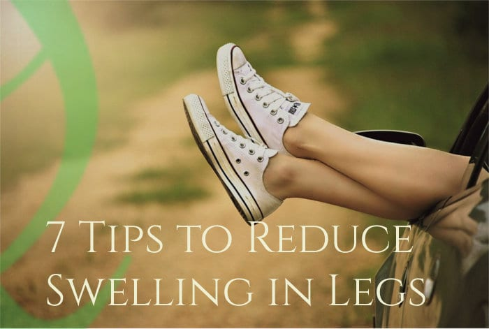 reduce swelling in legs