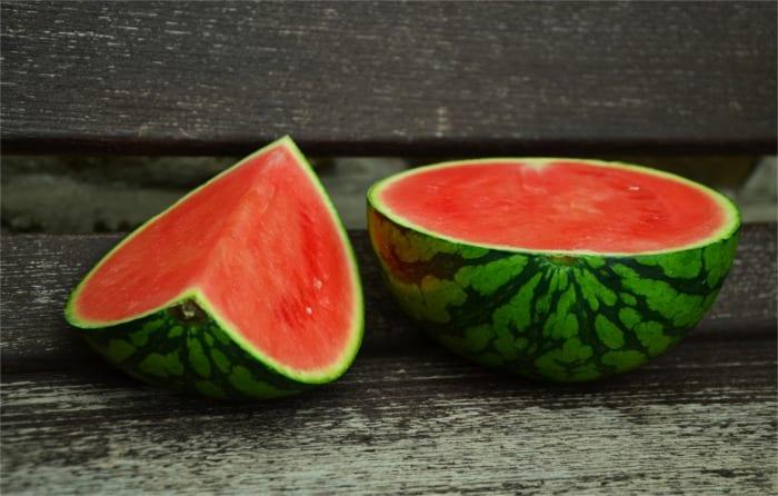 Cut watermelon - Healthy Hildegard