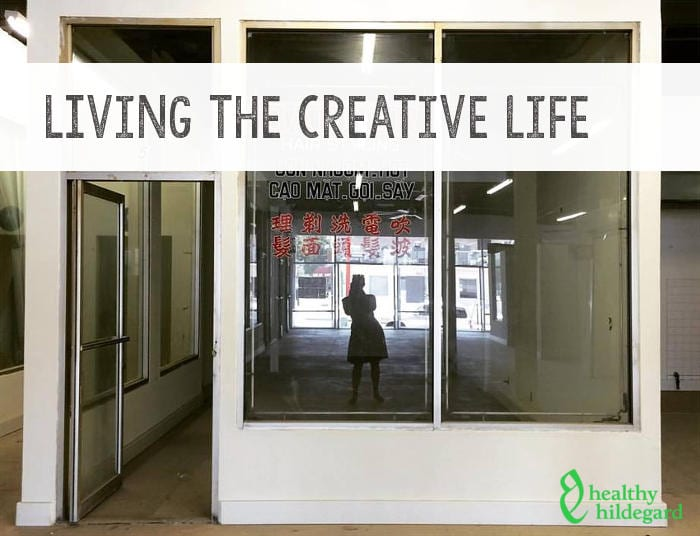 living creativity