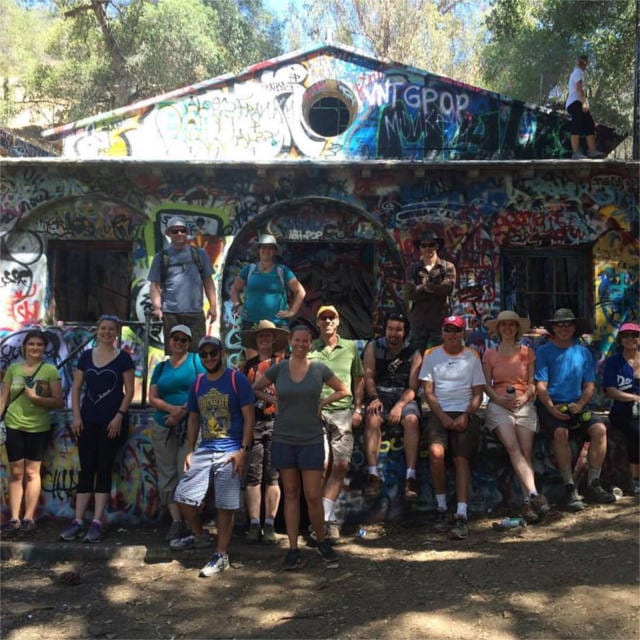 atlasobscura tour to #MurphyRanch