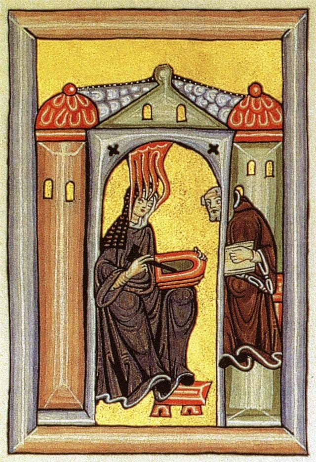 hildegard of bingen writings