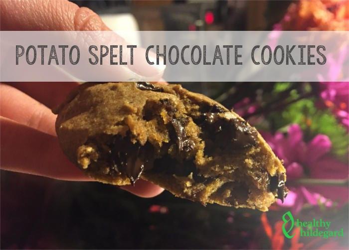 potato cookies recipe