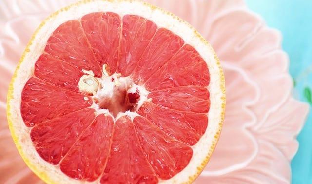 grapefruit bitter flavors