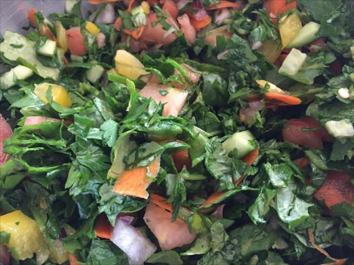 Kale and Brassica Vegetables bitter foods