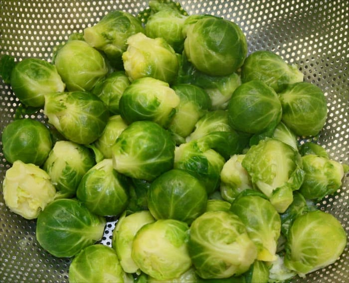Brussels sprouts bitter foods
