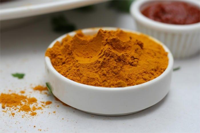 Bitter Spices tumeric