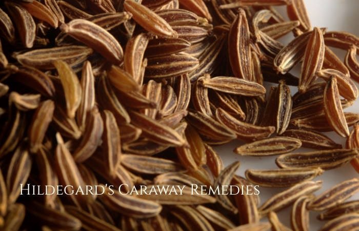 Caraway seeds remedies