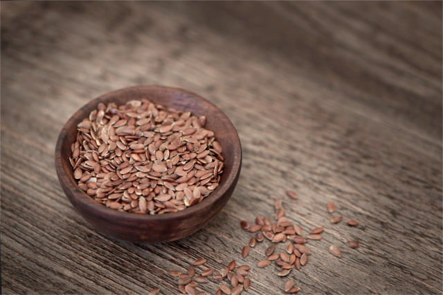 natural remedies of flax seed