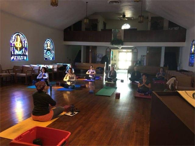 Shanon Sterringer yoga hildegarden