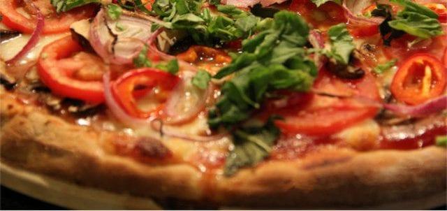 Spelt flour Pizza recipe