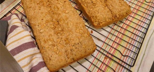 spelt flour bread recipe