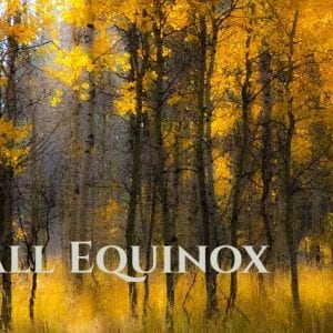 Fall Equinox and Hildegard Feast Day