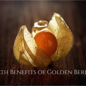Health Benefits of Golden Berry (or, Winter Cherry)