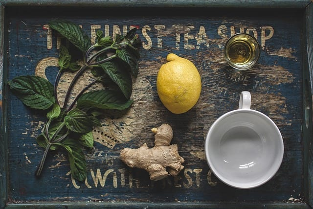 how to prepare ginger tea with lemon and honey cold aid