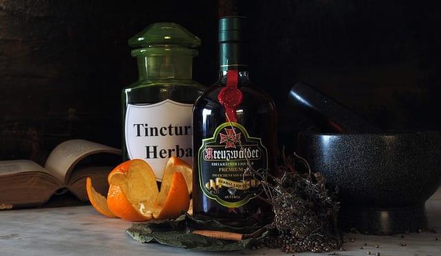 Bitter herbs benefit digestion