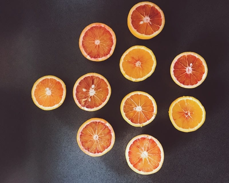 Grapefruit, a natural source of bitters