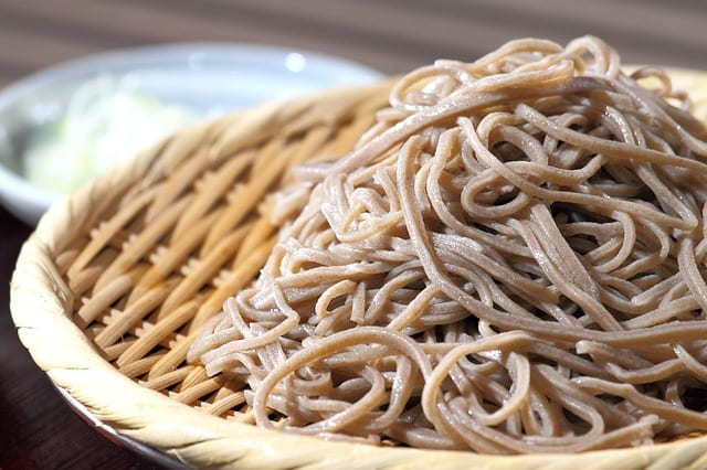 Buckwheat healthy nutrition