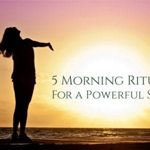 5 Healthy Morning Rituals Inspired by Hildegard