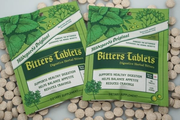 Digestive Bitters Tablets Image 1