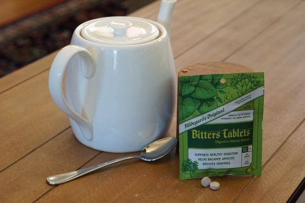 Digestive Bitters Tablets Image 3