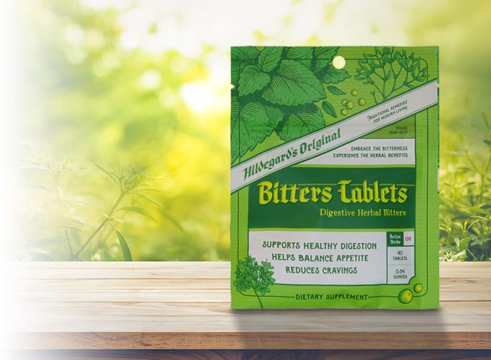 bitters tablets