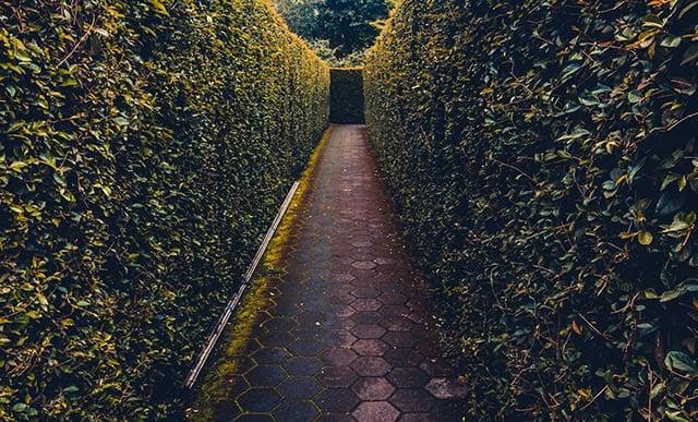 Labyrinth of Coban Rondo, Batu, Indonesia