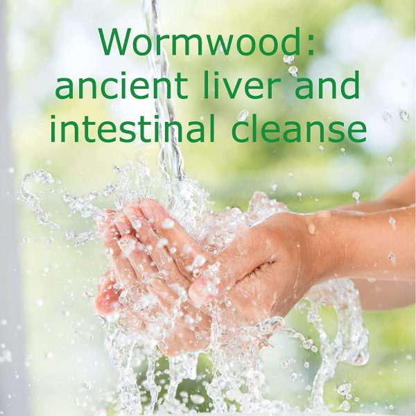 cleanse with wormwood