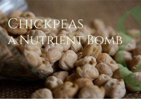 Benefits of Chickpeas