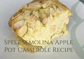 Spelt Semolina Recipe